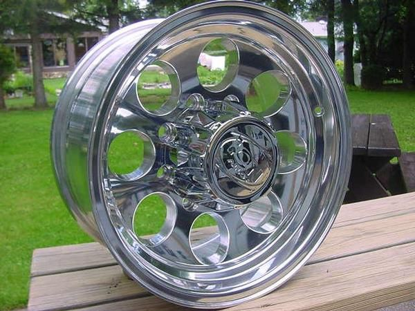 20X9 8 LUG BAJA STYLE CHEVY FORD DODGE WHEEL 171